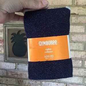 NWT Gymboree Tights Size L (10-12)